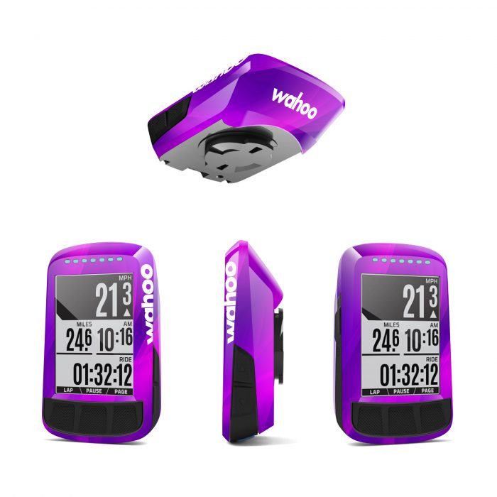 Wahoo ELMNT BOLT special purple